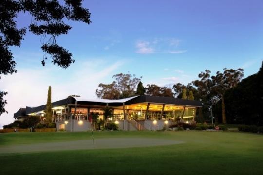 Middle Ridge Golf Club